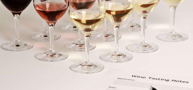 corso degustazione e abbinamento vino