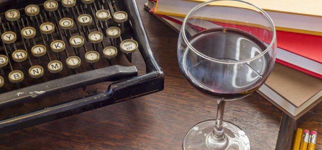 wine web editing & copywriting