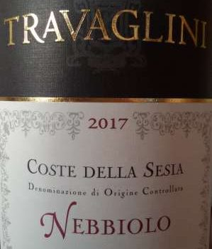 Nebbiolo 2017 – Travaglini