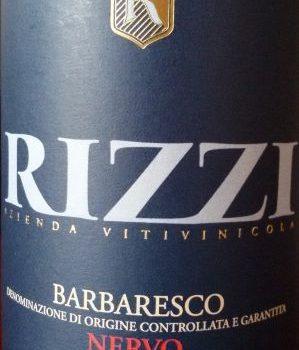 """Barbaresco """"Nervo"""" 2014 – Rizzi"""