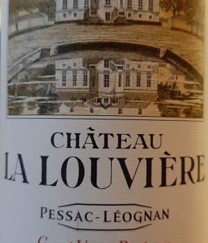 Chàteau La Louvière 2011