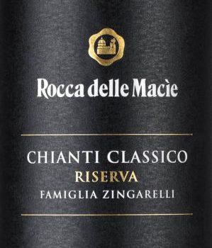"""Chianti Classico Riserva """"Famiglia Zingarelli"""" 2016 – Rocca delle Macìe"""