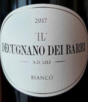 """Orvieto Classico Superiore """"Il Bianco"""" 2017 – Decugnano dei Barbi"""