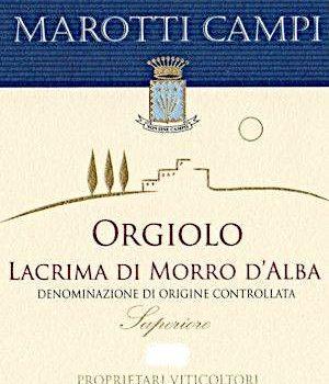 Orgiolo 2018 – Marotti Campi