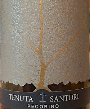Pecorino 2019 – Tenuta Santori