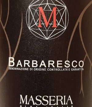 Barbaresco Montersino 2017 – Masseria