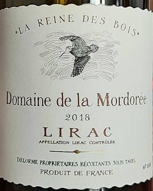 Lirac La Reine Des Bois 2018