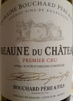 Beaune du Chateau