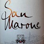 Pinot Nero San Marone 2013 Fontezoppa