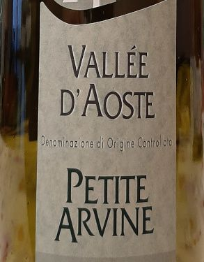 Petite Arvine Lo Triolet