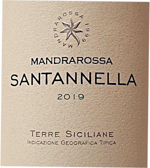 Santannella 2019 etichetta