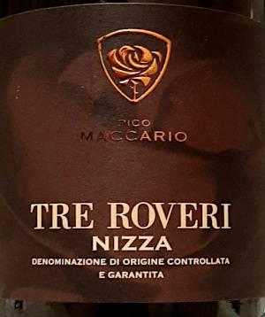 Tre Roveri 2018 Pico Maccario
